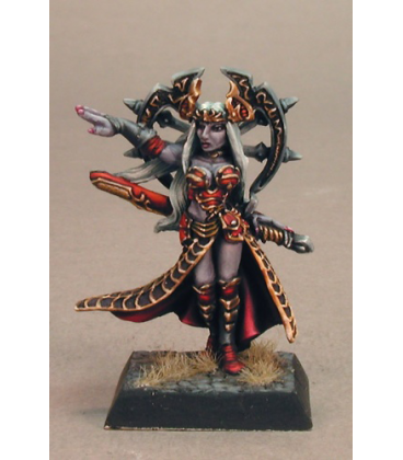 Warlord: Darkspawn - Witch Queen, Warlord (painted by Liliana Troy)