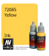 Vallejo Game Color: Acrylic Paint - Yellow Ink (17ml)
