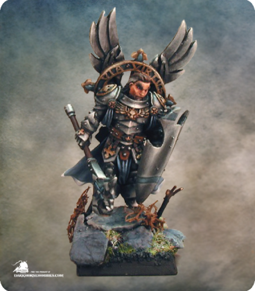 Warlord: Crusaders - Duke Gerard, Warlord (painted by James Sooy)