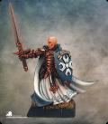 Warlord: Crusaders - Sir Malcom, Sergeant (painted by Anne Foerster)