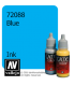 Vallejo Game Color: Acrylic Paint - Blue Ink (17ml)
