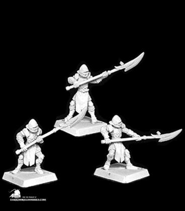 Warlord: Crusaders - Templar Ironspine Adept Box Set
