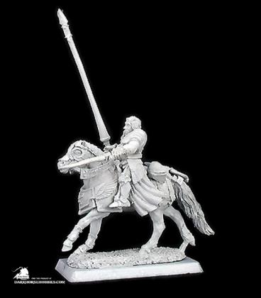 Warlord: Crusaders - Sir Daniel, Mounted Captain