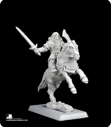 Warlord: Crusaders - Sir Damon the Impetuous, Mounted Hero