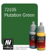 Vallejo Game Color: Acrylic Paint - Mutation Green (17ml)