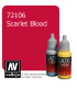 Vallejo Game Color: Acrylic Paint - Scarlet Blood (17ml)