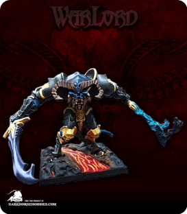 Warlord: Darkspawn - Maladorn, Fire Demon (painted by Adrift)