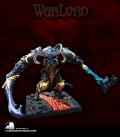 Warlord: Darkspawn - Maladorn, Fire Demon (painted by Adrift)