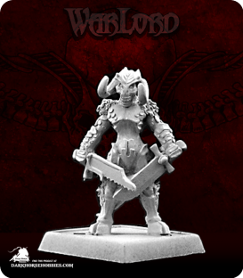 Warlord: Darkspawn - Demon Warrior Adept