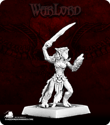 Warlord: Darkspawn - Isiri Warrior Grunt