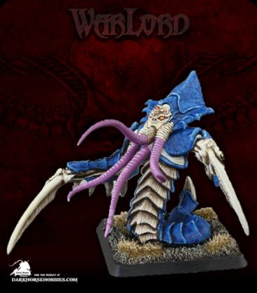 Warlord: Darkspawn - Bathalian Centurion (painted by Anne Foerster)