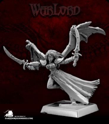 Warlord: Darkspawn - Jhorxia, Succubus