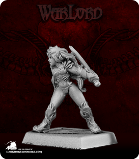 Warlord: Darkspawn - Nasithe