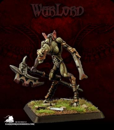 Warlord: Darkspawn - Soultender II (painted by Derek Schubert)