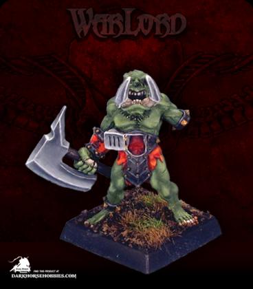 Warlord: Darkspawn - Broken Fodder (Orc) Grunt (painted by John Bonnet)