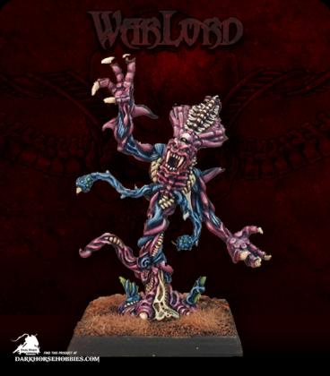 Warlord: Darkspawn - Spawn of Mashaf (painted by Anne Foerster)