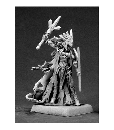 Warlord: Darkreach - Tierdeleira, Priestess