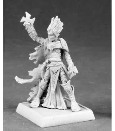 Warlord: Darkreach - Erdolliel Saerwen, Dark Elf Glaive Thrower