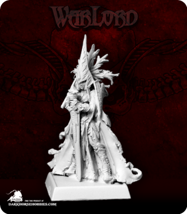 Warlord: Darkreach - Majestrix Latissula, Warlord
