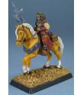 Warlord: Crusaders - Isarah, Mounted Cleric (painted by John Bonnot)