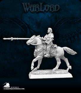 Warlord: Crusaders - Ivy Crown Light Lancer, Grunt