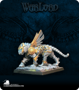 Warlord: Crusaders - Guardian Beast (painted by Kelcore)
