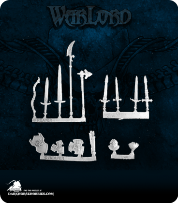 Warlord: Crusaders - Crusader Weapons Pack