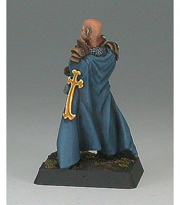 Warlord: Crusaders - Hospitalier Adept (painted by Kyle Killingsworth)