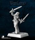 Warlord: Crusaders - Sister Majeda, Battlenun
