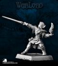 Warlord: Crusaders - Ian, Ivy Crown Mage