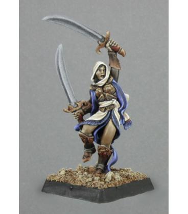 Warlord: Nefsokar - Mi-sher, Sergeant (painted by Marike Reimer)