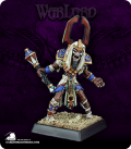 Warlord: Nefsokar - Chosen of Sokar, Sergeant (painted by Anne Foerster)