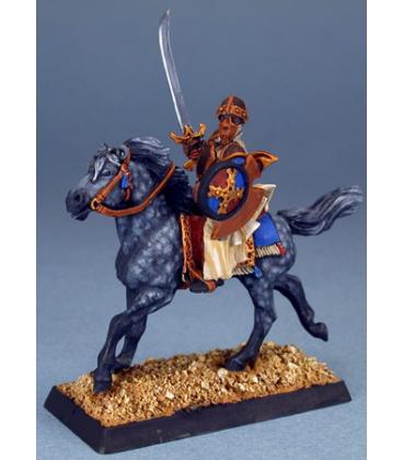 Warlord: Nefsokar - Khamsin Raider, Mounted Adept