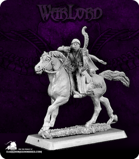 Warlord: Nefsokar - Khamsin Archer, Mounted Adept