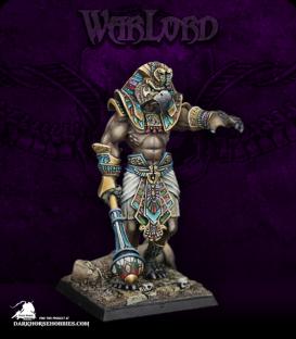 Warlord: Nefsokar - Sokar's Avatar, Solo (painted by Angela Imrie)