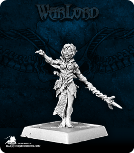 Warlord: Tembrithil - Dehanis Twinleaf, Druidess