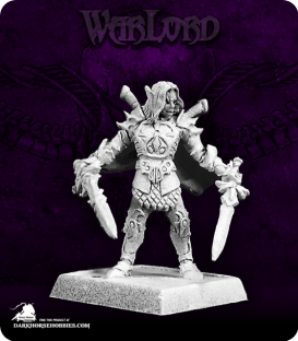 Warlord: Tembrithil - Ilmarin Woodstride, Captain