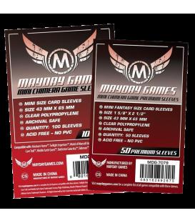 Mini Chimera Card Sleeves (43x65mm)