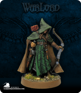 Warlord: Tembrithil - Arthrand Nightblade, Sergeant (painted by Ralf Shemmann)