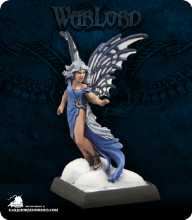Warlord: Tembrithil - Thistlewing, Sylph (painted by Citrine)
