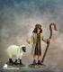 The Nativity: Shepherd