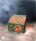Chronoscope: Dumpster (painted by Starwolf)