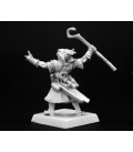 Pathfinder Miniatures: Ezren, Iconic Male Human Wizard (painted by Derek Schubert)