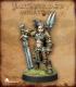 Pathfinder Miniatures: Amiri, Iconic Female Human Barbarian