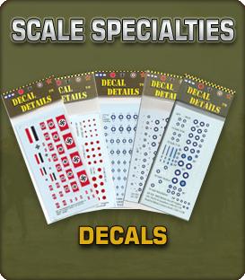 Scale Specialties Decals