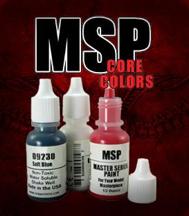 MSP Core Colors