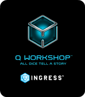 Ingress Dice