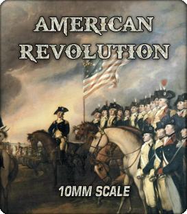 10mm American Revolution (1775-1783)