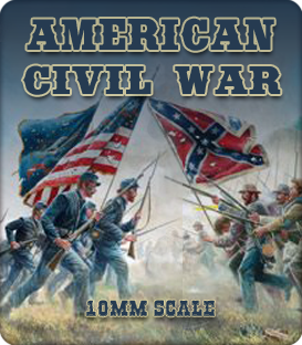 10mm American Civil War (1861-1865)