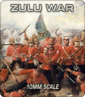10mm Zulu War (1879)